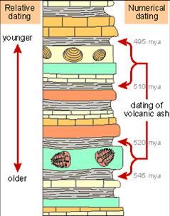 Geologic dating principles-in-Waipahi